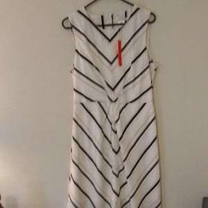 Esley Sleeveless Knee Length Dress NWT